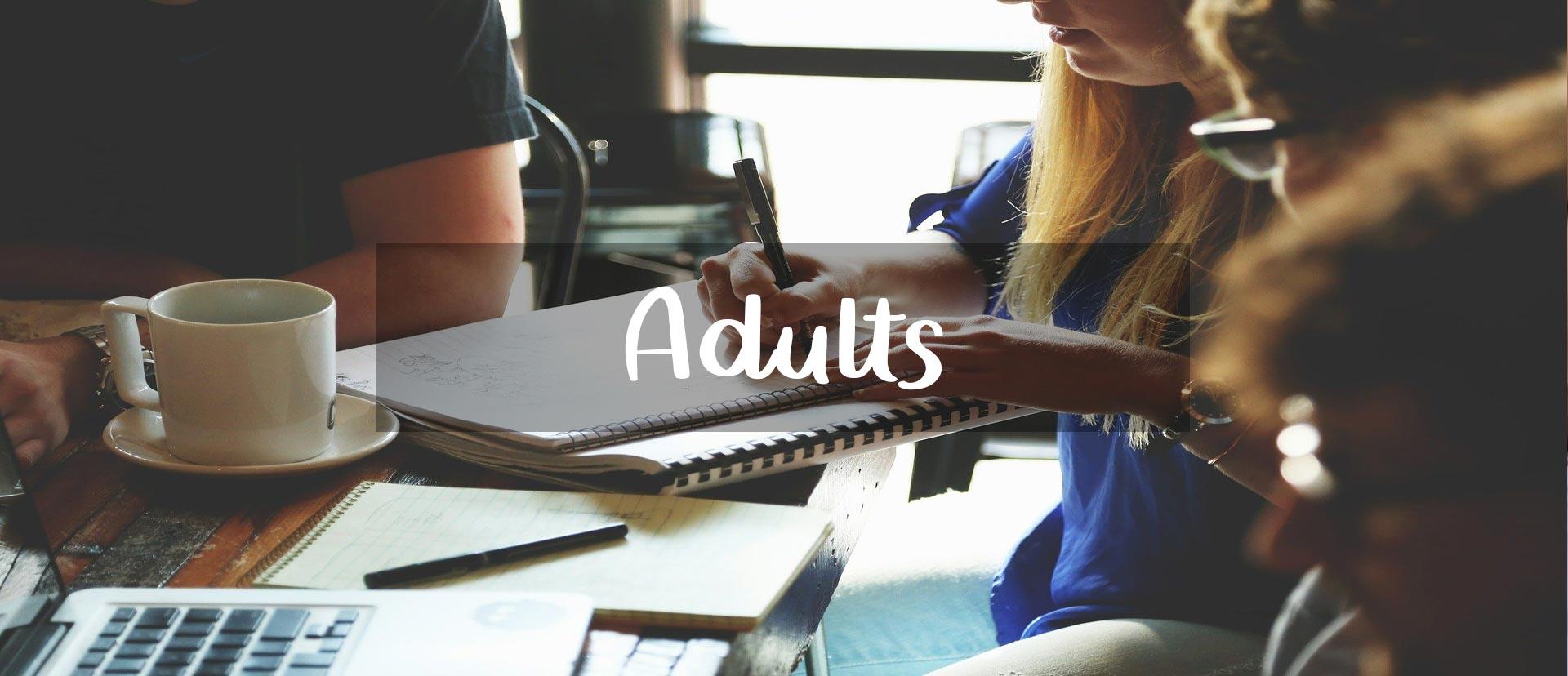 Zajęcia językowe dla dorosłych
